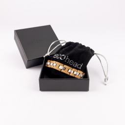 Náramok na ruku - Santal Power s krabičkou